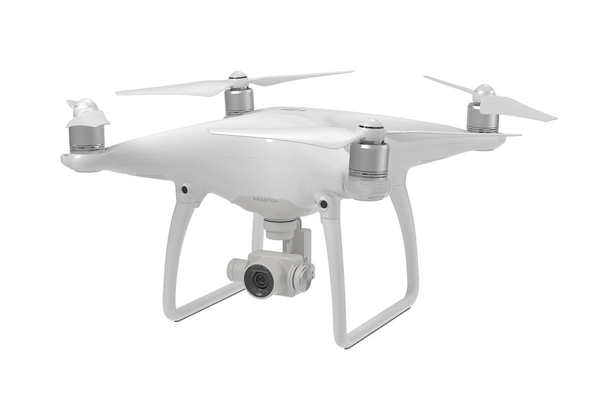 Hands On With DJIs Phantom 4 Quadcopter Drone